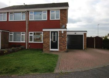 Thumbnail 3 bed semi-detached house to rent in Oaks Drive, Higham Ferrers