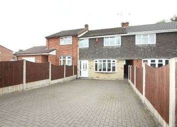 Thumbnail 3 bed town house for sale in Princess Street, Biddulph, Stoke-On-Trent