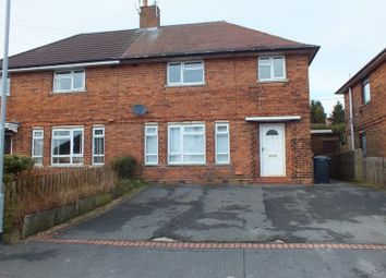 Thumbnail 3 bed semi-detached house for sale in Moorland Road, Mow Cop, Stoke-On-Trent