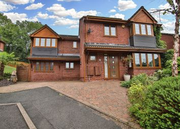 Thumbnail 5 bed detached house for sale in Dorallt Close, Henllys, Cwmbran