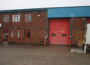 Thumbnail Warehouse to let in Unit E Grovebell Estate, Farnham, Surrey
