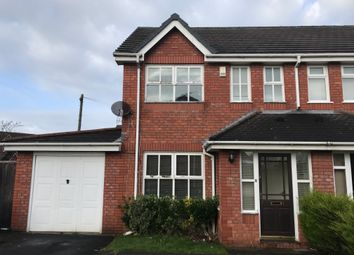 Thumbnail 3 bed semi-detached house for sale in Cotswolds Crescent, Halewood, Liverpool