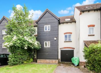 Thumbnail 3 bed town house for sale in Church Road, Sandford-On-Thames, Oxford