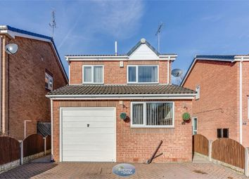 3 bed detached house for sale in Meadow Road, Worksop, Nottinghamshire S80