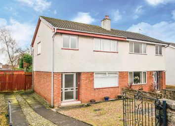 Thumbnail 3 bed semi-detached house for sale in Quarry Knowe, Bannockburn, Stirling