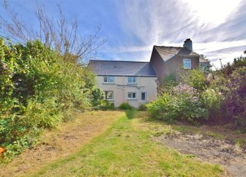 Thumbnail 3 bed terraced house for sale in Hubberston Road, Hubberston, Milford Haven