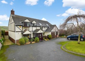 Thumbnail 5 bed detached house for sale in Foxdon Hill, Wadeford, Chard, Somerset