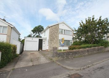 Thumbnail 3 bed detached house for sale in Sycamore Crescent, Barry