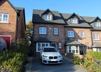 Thumbnail 4 bed terraced house for sale in Alders Edge, Scotby, Carlisle