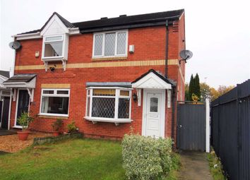 Thumbnail 2 bed semi-detached house for sale in Waterview Park, Leigh