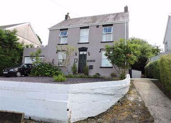 Thumbnail 3 bed detached house for sale in Llannon Road, Pontyberem, Llanelli