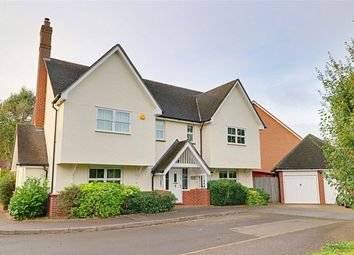 Thumbnail 5 bed detached house for sale in The Shaw, Hatfield Heath, Bishop's Stortford, Herts