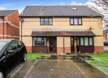 Thumbnail 1 bed semi-detached house for sale in Chamberlin Court, Blofield, Norwich