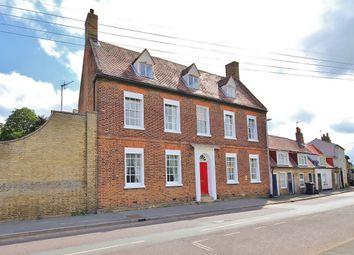 Thumbnail 1 bed flat to rent in High Street, Somersham, Huntingdon