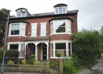 Thumbnail 5 bed semi-detached house for sale in Hamilton Road, Whitefield, Manchester
