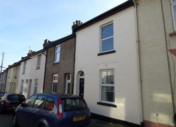 Thumbnail 3 bed terraced house for sale in Stanhope Road, Strood, Rochester