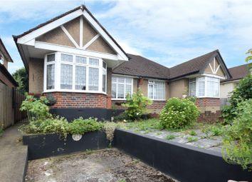 Thumbnail 2 bedroom semi-detached bungalow for sale in Herkomer Road, Bushey, Hertfordshire