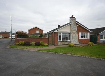 Thumbnail 3 bed detached bungalow for sale in Beechwood Road, Littlethorpe, Leics
