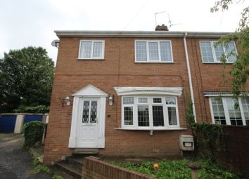 Thumbnail 3 bed end terrace house for sale in Camp Mount, Pontefract, West Yorkshire