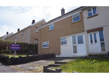 Thumbnail 3 bed semi-detached house for sale in Broughton Avenue, Portmead