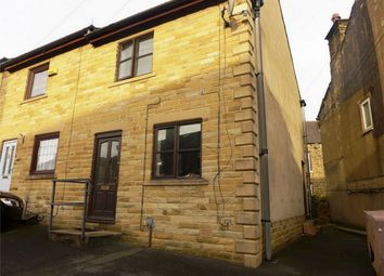Thumbnail 2 bedroom end terrace house to rent in Baker Street, Huddersfield, West Yorkshire