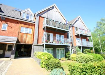 Thumbnail 2 bed flat for sale in Fulmer House, Millward Drive, Bletchley, Milton Keynes