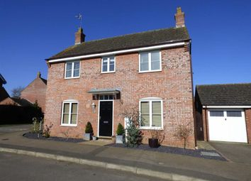 Thumbnail 3 bed detached house for sale in Morrison Park Road, West Haddon, Northampton