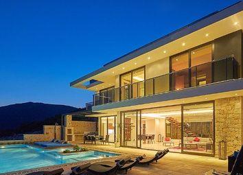 Thumbnail 1 bedroom villa for sale in Kalkan Antalya, Mediterranean, Turkey