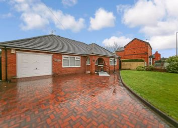 Thumbnail 3 bed detached bungalow for sale in Warrington Road, Ince, Wigan