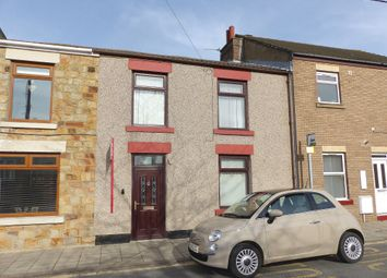 Thumbnail 2 bed terraced house for sale in High Street, Byers Green, Spennymoor