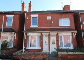 Thumbnail 3 bed semi-detached house for sale in Lincoln Street, Worksop