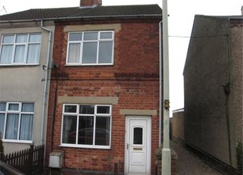Thumbnail 2 bed terraced house to rent in Swannington Road, Ravenstone, Coalville