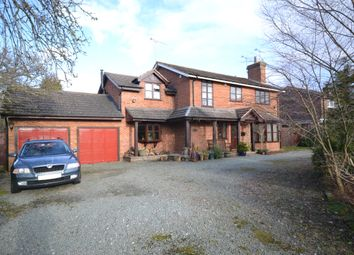 Thumbnail 4 bed detached house for sale in Appleton Drive, Whitmore, Newcastle-Under-Lyme