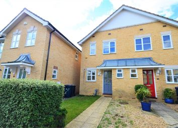 Thumbnail 2 bed semi-detached house for sale in Grenville Place, Mill Hill