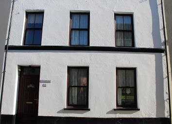 Thumbnail 2 bed town house for sale in Market Street, Peel IM5 1Ad, Isle Of Man,
