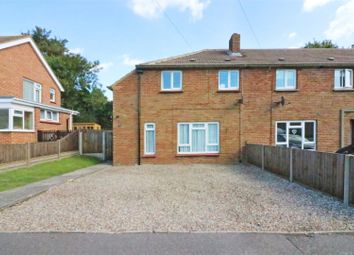 Thumbnail 3 bed end terrace house for sale in Queens Rise, Ringwould, Deal