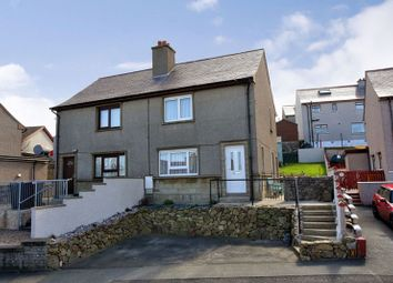 Thumbnail 2 bedroom semi-detached house for sale in Braegowan Road, Gardenstown, Banff, Aberdeenshire