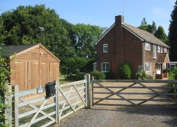 Thumbnail 4 bed detached house to rent in Norley Lane, Lords Hill, Shamley Green