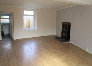 Thumbnail 2 bed terraced house to rent in Edward Street, Trecynon, Aberdare