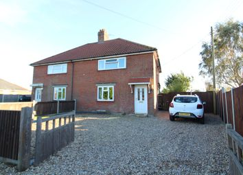 Thumbnail 3 bed semi-detached house for sale in Whitegates, Ludham, Great Yarmouth