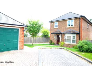 Thumbnail 3 bed detached house for sale in Temple Wood Drive, Monson Road, Redhill