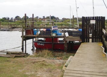 Thumbnail Mobile/park home for sale in Southwold