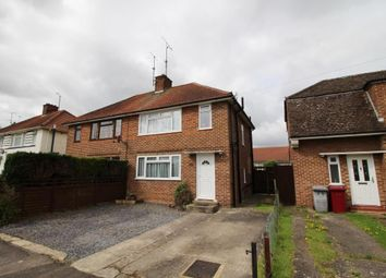 Thumbnail 3 bedroom semi-detached house for sale in Greenfields Road, Reading
