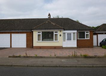 Thumbnail 2 bed semi-detached bungalow to rent in Harvey Drive, Four Oaks, Sutton Coldfield, West Midlands