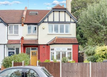 Thumbnail 4 bed end terrace house for sale in Rectory Gardens, Crouch End, London