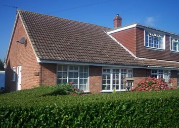 Thumbnail 2 bed semi-detached bungalow to rent in Saffron Garth, Patrington, Hull, North Humberside