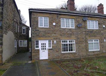 Thumbnail 3 bed terraced house to rent in Leeds Road, Woodkirk, Dewsbury