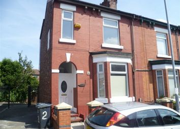 Thumbnail 4 bed end terrace house to rent in Capital Road, Openshaw, Manchester