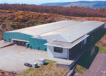 Thumbnail Warehouse to let in Faulds Park, Gourock