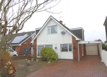 Thumbnail 3 bed detached house for sale in Long Acre Drive, Nottage, Porthcawl